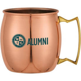 Copper Moscow Mule Mug (20 Oz.)