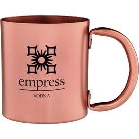 Copper Retro Mug (14 Oz.)