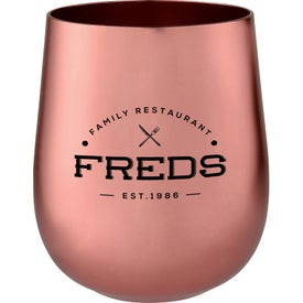Copper Stemless Tumbler (14 Oz.)