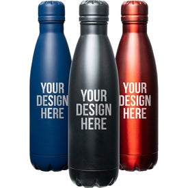 Copper Vacuum Insulated Bottles (17 Oz.)