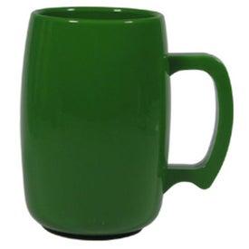 Imprinted Corn Mug Kegger