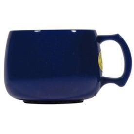 Logo Corn Mug Souper and Coaster / Lid