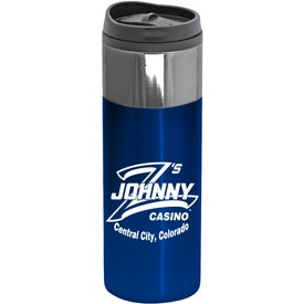 Cyclone Stainless Steel Tumbler (14 Oz.)