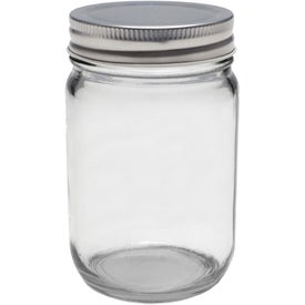 Decorating Canning Mason Jar (12 Oz.)