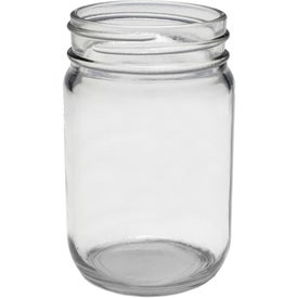 Decorating Mason Jar (12 Oz.)
