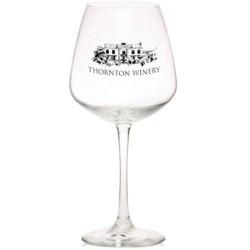 Diamond Balloon Wine Glass (18.25 Oz.)