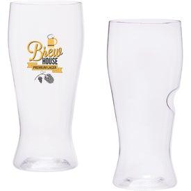 Dishwasher Safe Govino Beer Glass (16 Oz.)