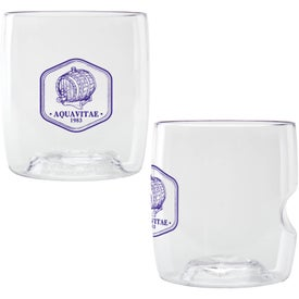 Dishwasher Safe Govino Whiskey Glass (14 Oz.)