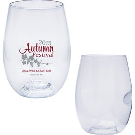 Dishwasher Safe Govino Wine Glass (16 Oz.)