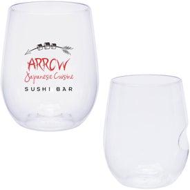 Dishwasher Safe Govino Wine and Cocktail Glass (12 Oz.)