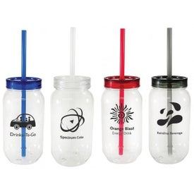 Dixie Jar Tumbler for Your Company