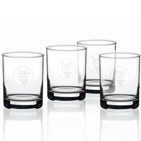 Double Old-Fashioned (Set of 4)