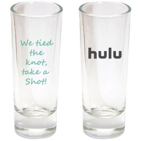 Double Shot Glass (2 Oz.)