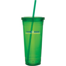 Double Wall Acrylic Tumbler for Promotion