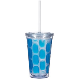 Imprinted Double Wall Cool-N-Go Tumbler