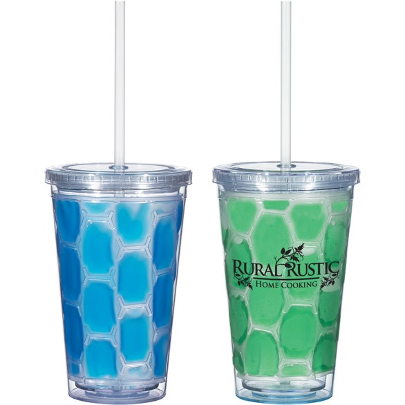 Double Wall Cool-N-Go Tumbler