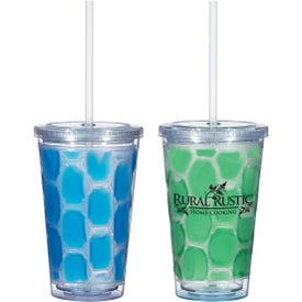 Double Wall Cool-N-Go Tumbler (16 Oz.)