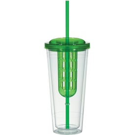 Promotional Double Wall Infusion Tumbler