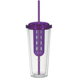 Printed Double Wall Infusion Tumbler
