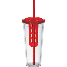 Double Wall Infusion Tumbler with Your Logo