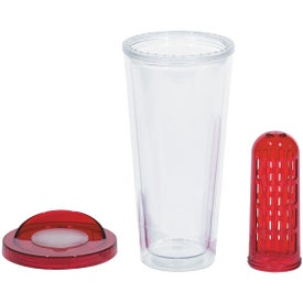 Advertising Double Wall Infusion Tumbler