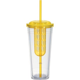 Monogrammed Double Wall Infusion Tumbler