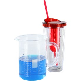 Double Wall Infusion Tumbler Imprinted with Your Logo