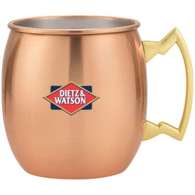 Dutch Mule Mug (18 Oz.)