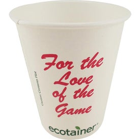 Eco-Friendly Solid Cup (12 Oz., Large Quantity)