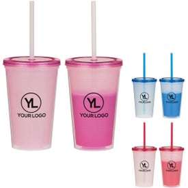 Econo Color Changing Tumblers (16 Oz.)