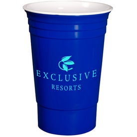 Econo Everlasting Party Cup with Your Logo