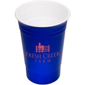 Econo Everlasting Party Cup Branded with Your Logo