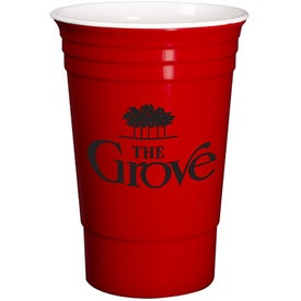 Printed Econo Everlasting Party Cup