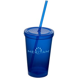 Econo Sturdy Sipper Imprinted with Your Logo
