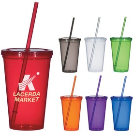 Economy Single Wall Tumbler (20 Oz.)