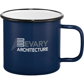 Enamel Metal Cup (16 Oz.)