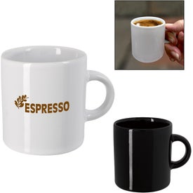 Espresso Ceramic Cups (3 Oz.)