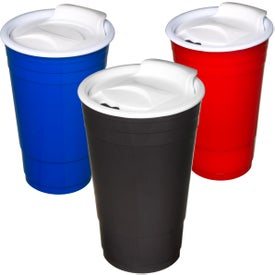 Everlasting Party Cup with Lid for your School