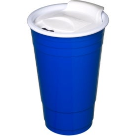 Everlasting Party Cup with Lid for Your Organization