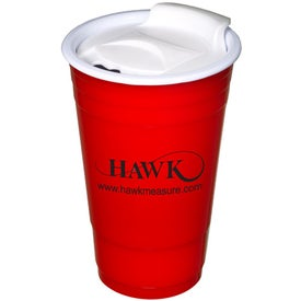 Everlasting Party Cup with Lid for Marketing