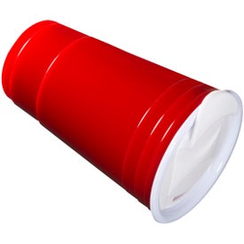 Promotional Everlasting Party Cup with Lid
