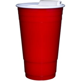 Company Everlasting Party Cup with Lid