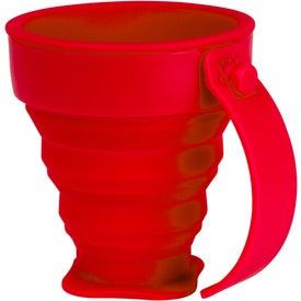 Logo Expandable Cup