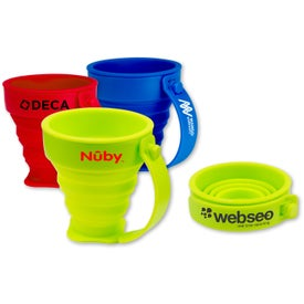 Printed Expandable Cup