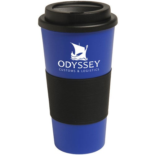 Blue / Black Express Commuter Tumbler