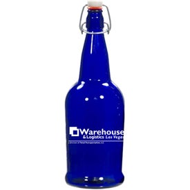 EZ Cap Bottle (1 L, Cobalt)