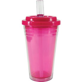 Flip Top Freedom Tumbler (18 Oz.)