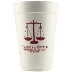 Foam Cup (12 Oz., Large Quantity)