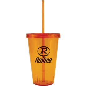 Freedom One Tumbler Imprinted with Your Logo