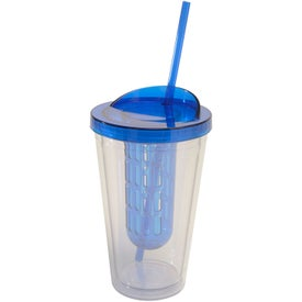 Fruit Infuser Tumbler Branded with Your Logo